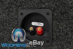 Jl Audio Ho112-w6v3 12 Sub Loaded Subwoofer Enclosure Bass Speaker & Box New