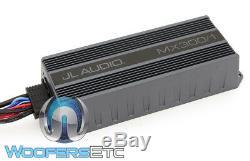 Jl Audio Mx300/1 Monoblock 300w Rms Compact Marine Atv Motorcycle Amplifier New
