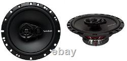 KICKER 11HS8 8 150W Hideaway Car Audio Powered Subwoofer Sub HS8+6.5 Speakers