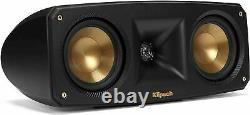 Klipsch Reference Theater Pack 5.1 CH Surround Sound System Speakers Subwoofer