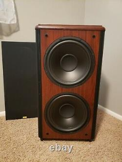 Legacy Audio Surround Sound Speakers and Subwoofer