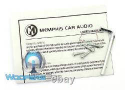 MEMPHIS 2FCAPM 2 FARAD 20V SURGE CAPACITOR for SUBWOOFER SPEAKER AMPLIFIER NEW