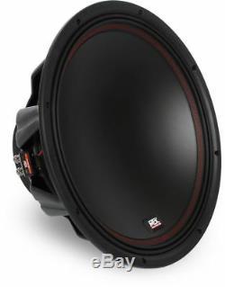 MTX 800W 15 inch 55 Series DVC Dual 2 Ohm Car Audio Subwoofer Speaker 5515-22