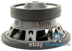 Memphis 15-mcr10s4 Sub 10 Svc 600w Max Car Audio Bass Subwoofer Speaker New