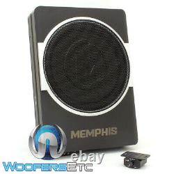 Memphis Audio Mxa110spd 10 Marine Boat Subwoofer Speaker & Bass Box & Amplifier
