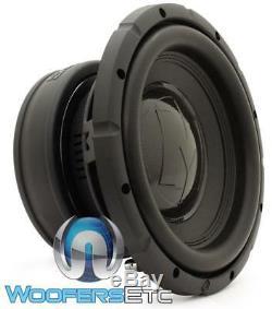 Memphis Brx1044 10 Sub 800w Max Dual 4-ohm Car Audio Subwoofer Bass Speaker New