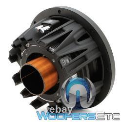 Memphis Cm10d2c 10 Mojo Cartridge Cast Replacement Subwoofer Speaker Cone New