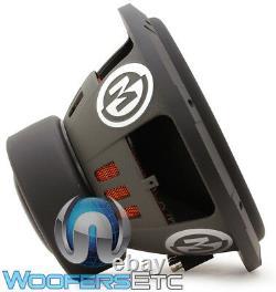 Memphis M612d2 12 Sub 700w Rms 1400w Max Dual 2-ohm Subwoofer Bass Speaker New