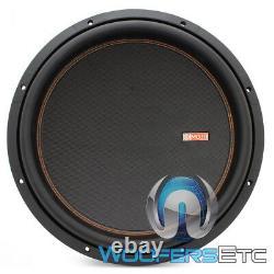 Memphis Mojo 615d2 15 Sub 4400w Dual 2-ohm Car Audio Subwoofer Bass Speaker New