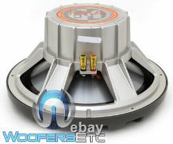 Memphis Mxa1244 12 Sub 500w Dual 4-ohm Marine Subwoofer Bass Boat Speaker New
