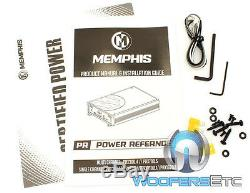 Memphis Prx1500.1 Amp Monoblock 3000w Max Subwoofers Speakers Bass Amplifier New