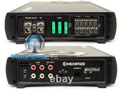 Memphis Prx700.5 Car Amp 5-channel Component Speakers Subwoofers Amplifier New