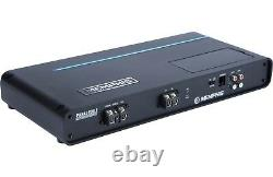 Memphis Prxa1500.1 Monoblock 3000w Max Subwoofers Bass Speakers Amplifier New