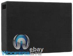 Memphis Prxe8s 8 400w 4-ohm Enclosed Subwoofer 100% Mdf Ported Bass Box Speaker