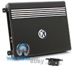 Memphis Srx1.750d Monoblock 750w Rms Subwoofers Speakers Bass Car Amplifier New
