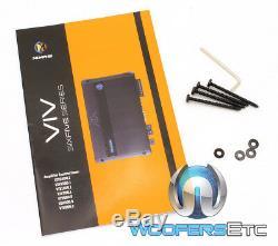 Memphis Viv1100.1 Pro Monoblock 2200w Max Subwoofers Speakers Bass Amplifier New