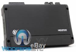 Memphis Viv900.5 5-channel 900w Rms Component Speakers Subwoofers Amplifier New