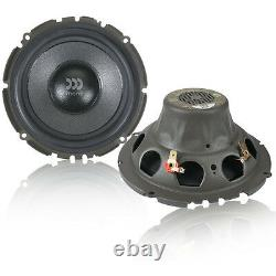 Morel VIRTUS 602 Car Audio 6.5 Component Speakers 2-Way 300W Virtus602 New