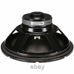 NEW 15 Subwoofer Replacement Speaker. Bass Woofer. Home Stereo Audio. 500watt. 4ohm