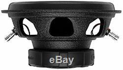 NEW (2) 15 DVC SubWoofer Speakers. Bass. Car Audio Pair. Dual Voice coil. 2100w