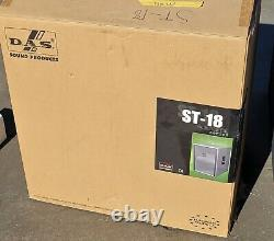 NEW DAS ST-18 Portable Pro Sound 18 Horn Loaded Subwoofer Speaker