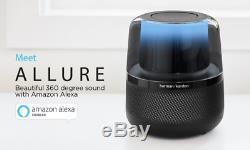 NEW Harman Kardon Allure Wireless Speaker Built withAlexa Subwoofer Surround Sound