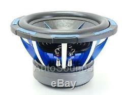 New Power Acoustik Mofo-104x 2400 Watt 10 Dual 4 Ohm Car Audio Subwoofer