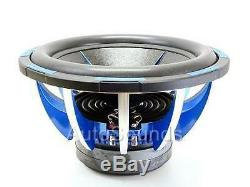 New Power Acoustik Mofo-152x 3000 Watt Spl 15 Dual 2 Ohm Car Audio Subwoofer