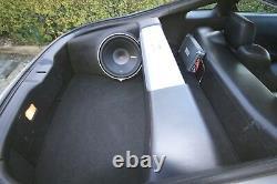 Nissan 350z New Stealth Sub Speaker Enclosure Box Sound Bass Audio Upgrade 10 12