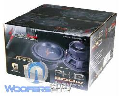 PRECISION POWER PH. 12 SUB 12 800W RMS DUAL 2-OHM SUBWOOFER BASS PPi SPEAKER NEW