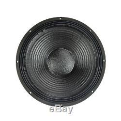 PRV AUDIO 21SW4000-NDY-2 21 Neodymium Subwoofer 2-Ohm Sub 4000W Bass Speaker