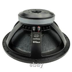 PRV Audio 18SW2200V2 High-Power Pro 18 8-Ohm 2200W Subwoofer Speaker Sub DEALER