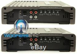 Pk 2 SOUNDSTREAM BXW124 12 2400W SUBWOOFERS SPEAKERS + AR1-2500D BASS AMPLIFIER