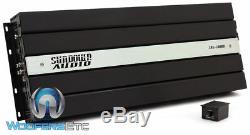 Pkg SUNDOWN AUDIO SAE3000D AMPLIFIER + (2) SA-12D4 REV. 3 12 SUBWOOFERS SPEAKERS