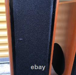 Polk Audio LSi15 Pair (Set of 2) Floor Standing Speakers Sub Woofer Vintage