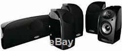 Polk TL1600 6-Piece Surround Sound Speaker System With Subwoofer
