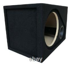 Ported (Recessed) Sub Box Enclosure for 1 12 JL Audio 12W6 12W6v3 W6 Subwoofer
