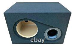 Ported Sub Box Subwoofer Enclosure for 1 8 Skar Audio ZVX-8 Subwoofer 36HZ