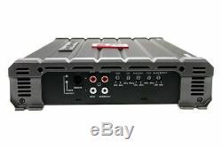 Power Acoustik Cb1-8000d Monoblock 8000w Subwoofers Bass Speakers Amplifier New