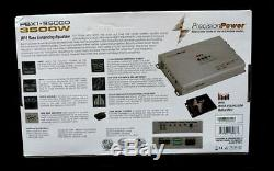 Precision Power Pbx1-3500d Monoblock 3500w Subwoofers Speakers 1-ohm Amplifier
