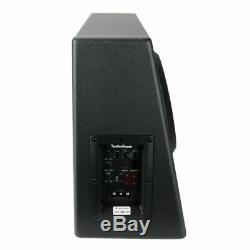 Rockford Fosgate P300-10t 300w 10 Subwoofer Bass Speaker Slim Box & Amplifier