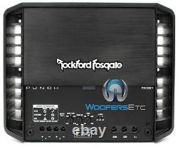 Rockford Fosgate P300x1 Amp 1channel 600w Max Subwoofers Speakers Amplifier New