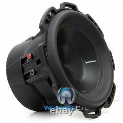 Rockford Fosgate P3d4-10 Sub 10 1000w Dual 4-ohm Car Subwoofer Bass Speaker New