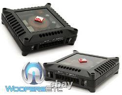 Rockford Fosgate Power T252-s 5.25 Component Speakers Tweeters Crossovers New