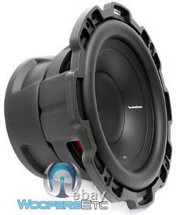 Rockford Fosgate Punch P1s4-10 Sub 10 Car Audio 4ohm 500w Subwoofer Speaker New