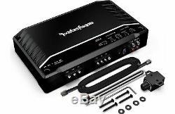 Rockford Fosgate R2-1200x1 Amp Monoblock 2400w Max Subwoofer Speaker Amplifier