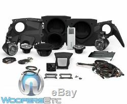 Rockford Fosgate X317-stage5 Audio Kit For Select Can-am Maverick X3 Models New