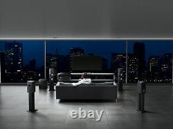 Sony 7.2-Channel Home Theater AV Receiver STR-DN1080 with Subwoofer and Speakers