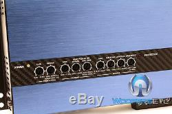 Soundstream Rn5.2000d 5-channel 2000w Component Speakers Subwoofer Amplifier New