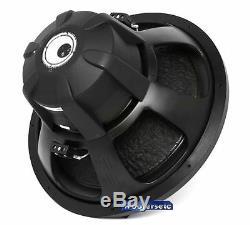 Srx12d2 Re Audio 12 Car Dual 2 Ohm Subwoofer Speaker Loud Bass Sub Woofer New